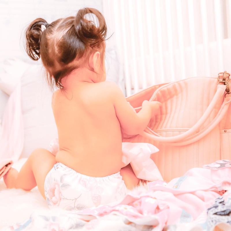 Cloth Diapers 101; 4 Reasons YOU Should TOTALLY Consider Cloth Diapers vs Disposables_Modern Mommin""