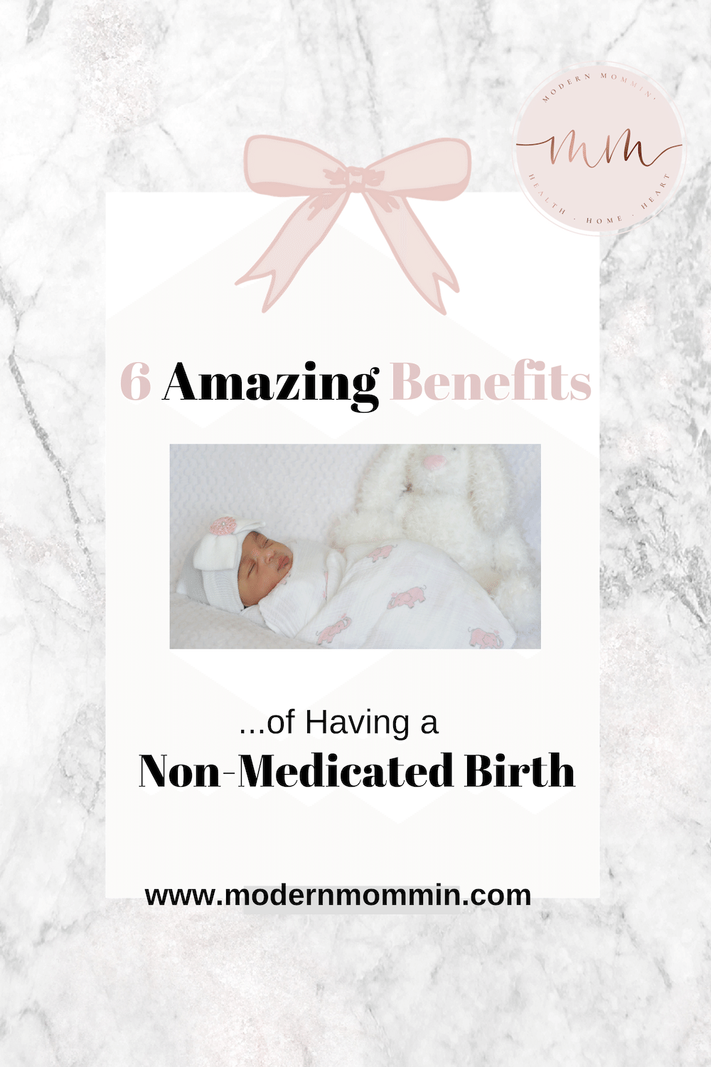 Natural Birth_ 6 Amazing Benefits of Having a Non-Medicated Birth