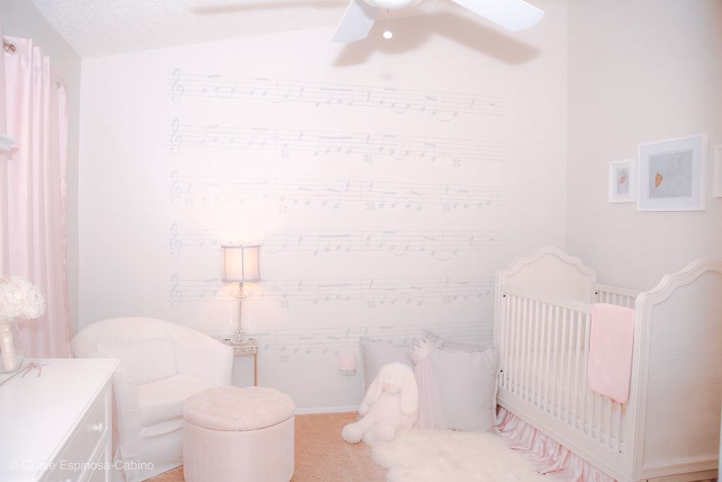 How to Create the Nursery of Your Dreams on a Dime...