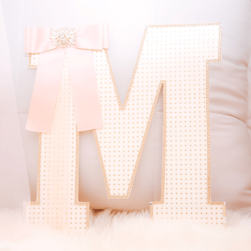 Modern Mommin'_DIY Nursery Decorative Letter_LR