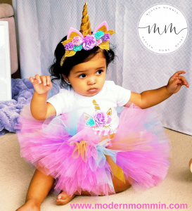 Mila's Magical Unicorn 1st Birthday Party_Modern Mommin