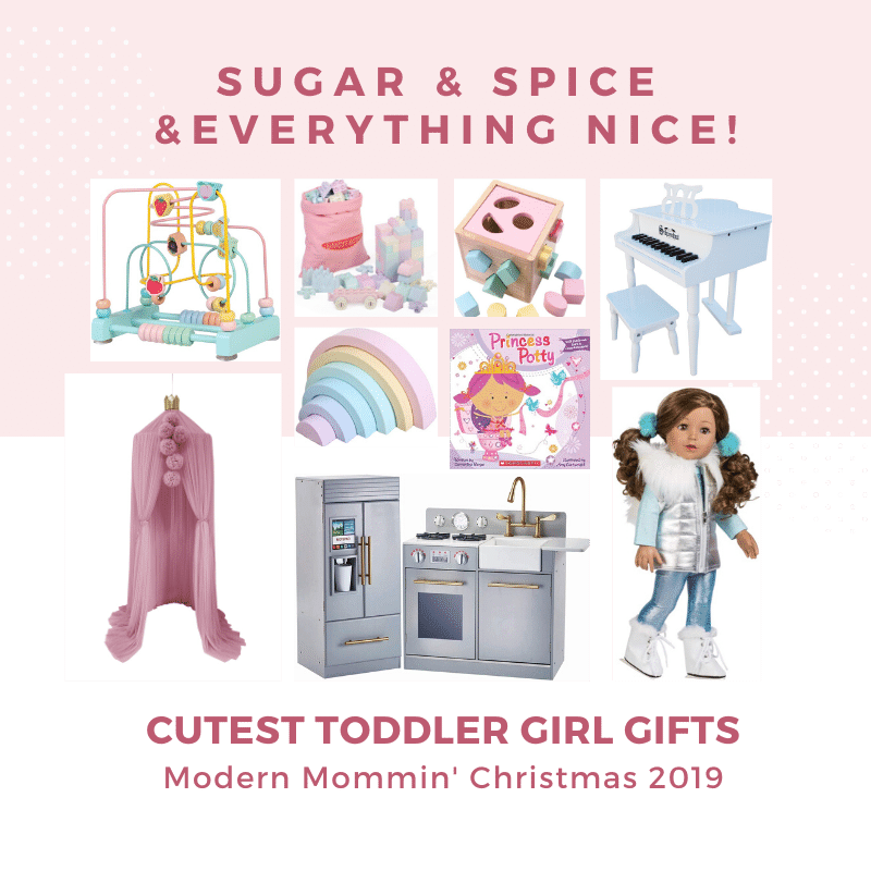 Modern Mommin' Round Up_ Cutest Toddler Girl Gifts